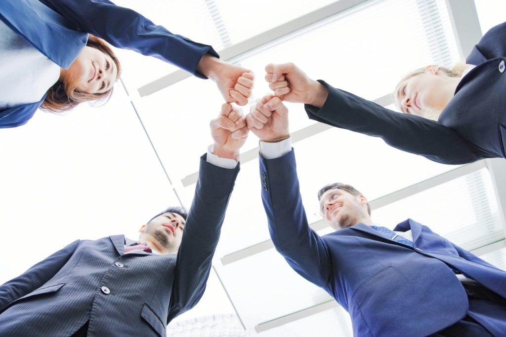 従業員との絆のイメージ