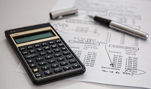 収支の計算イメージ